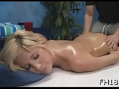 Luxurious teen performs nice deep and wet oral-service job