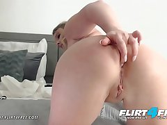 Gina Bait - Flirt4Free - Sexy Comme ci with Huge Tits and Big Perfect Ass