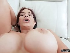 Hardcore climax Ryder Skye in Stepmother Sex Sessions