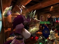 female worgen dance in brothel semen yay