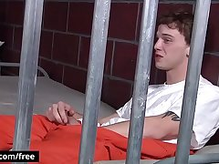 Sexy inmates at  Barebacked In Prison Part 4 Scene 1 - Trailer preview - Bromo