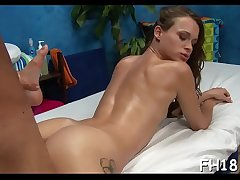 Uncompromisingly hot gets fucked hard by her rubber