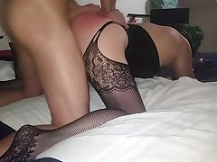 Harley gets spanked added to fucked