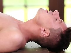 Real Estate Agent fucks a truly beautiful babe - Alex Black and Nick Ross