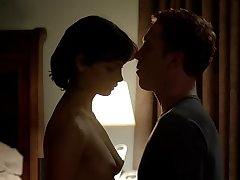 Morena Baccarin - Topless in Homeland - S01E03 (uploaded by celebeclipse.com)