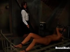 No Escape 2: Maid Is Busy Prevalent Give someone a thrashing And Lesbian Slave