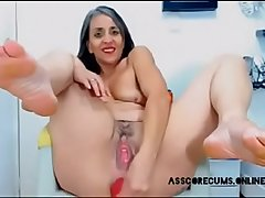 Mature lady fist her holes with her prolapsed asshole.More private operation at asscorecums.online