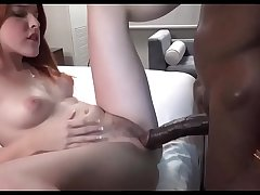Very Horny Girlfriends Fucked By Fat Black Cocks - Compilation