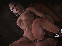 Witcher 3 Ciri Geralt ►► FULL GAME ON http://HOTMOD.PRO
