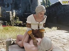 Witcher Ciri  ►► FULL GAME ON http://HOTMOD.PRO