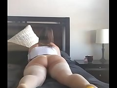Showing of Their way Tight Ass and Pussy