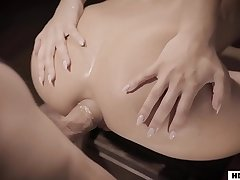 Participating in the gape study - Adriana Chechik - PURETABOO